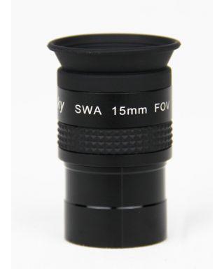 TKswa15 -- Oculari Super Wide Angle 70° 15mm
