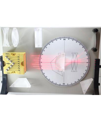 TKEOptexset -- OPTICAL EXPERIMENT SET