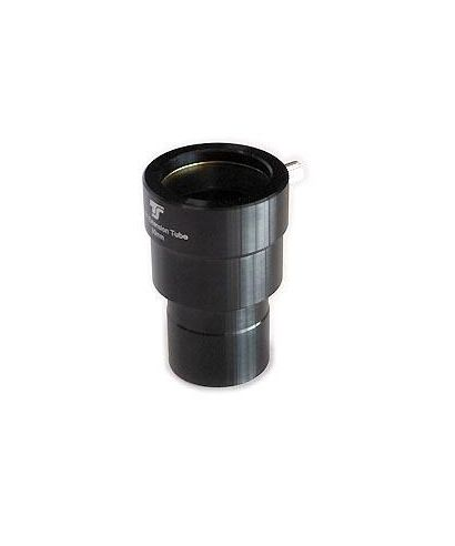 """TSV135 -- Prolunga filettata da 1.25"""" - 35mm di lunghezza e blocco con anello a pressione"""