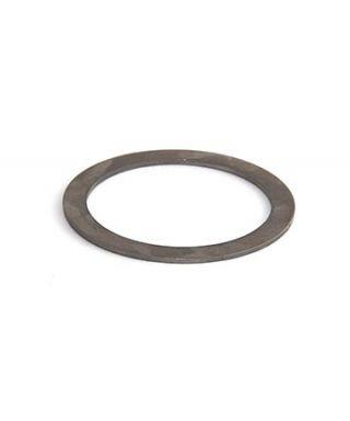 T2Abstimmring05 -- Anello in acciaio inossidabile per filettatura T2 - spessore 0,5mm