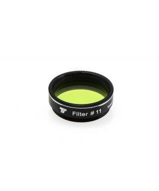 Filtro TS da 31,8mm Colorato - Giallo-Verde 11