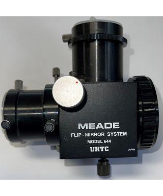 flip644 -- Meade flip-mirro 644 UHTC