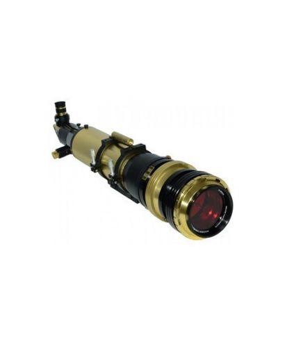 Cercatore ED 60mm con oculare reticolo illuminato e cannocchiale guida