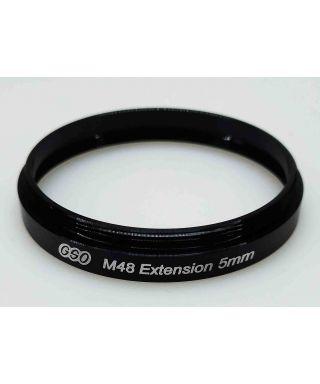 FF360-M48 -- GSO Prolunghe con filetto M48 5mm