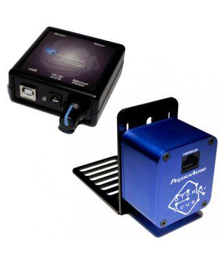PEG-DMFC-PREMKIT -- Pegasus Astro DMFC Premium kit con motore stepper e staffa universale