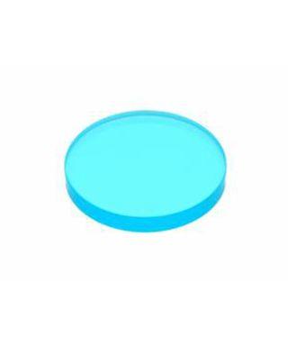 LT-0558300 -- Vetro blu LUNT 20 mm per Blocking Filter da B400 a B1800