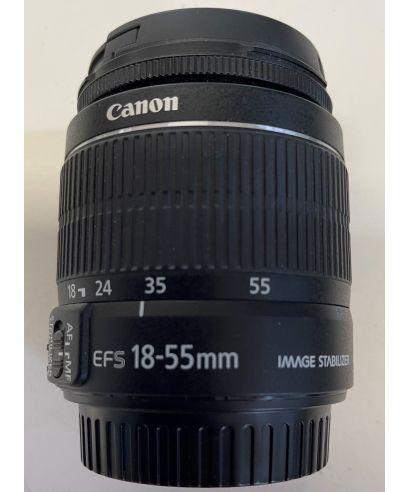 CANON 18-55 -- Canon Ottica 18-55 EFS