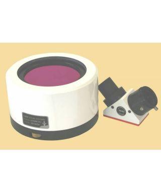 Filtro solare LUNT LS100FHa/B600d2 H-Alpha