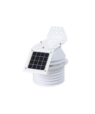 Schermo solare ventilato 24h