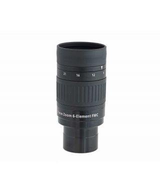 Oculare zoom 7-21mm da 31,8mm 6 elementi deluxe