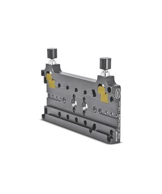 """BP2451566 -- Baader Pan 3 """"/ EQ Dual clamp 230mm (per standard Losmandy e Vixen)"""