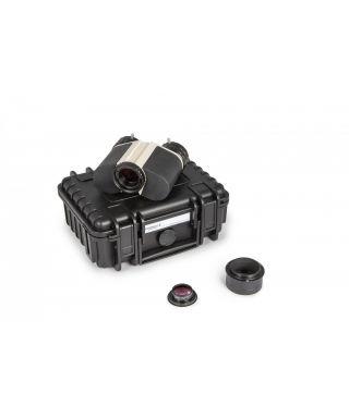 """Baader Visore Binoculare MaxBright II Binoviewer con correttore ottico di tiraggio 1:2.6 e naso da 2""""/T-2"""