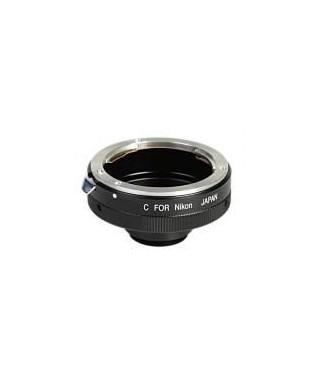 Adattatore Lenti Nikon su C-Mount -- TSNikon-C