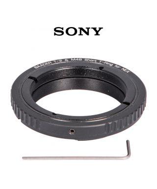 Baader Anello T Sony E/NEX Bajonetta con filettatura D52/M48/T-2