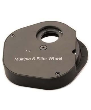 Ruota portafiltri filtri da 31,8mm - 5 posizioni -- TSFIRA1