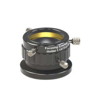 """Baader Portaoculari focheggiatore da 1¼"""" (31.8mm) con filettatura T-2 (corsa di fuoco 5mm)"""