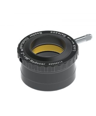 "BP2956214 -- Baader Riduttore di diametro 2"" a 31.8mm con sistema click lock"
