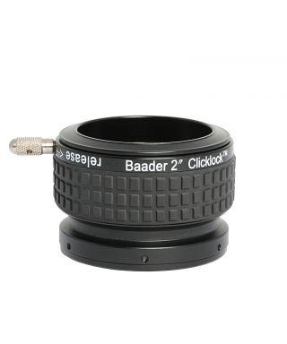 "BP2956220 -- Baader Portaoculari ClickLock da 2"" (50.8mm) per telescopi SC (Schmidt-Cassegrain)"
