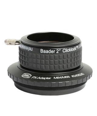 "BP2956284 -- Baader Portaoculari ClickLock da 2"" (50.8mm) con aggancio M84"