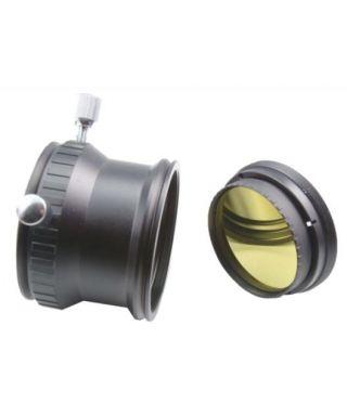 """BP2958144 -- Baader Portaoculari Deluxe da 2"""" (50.8mm) per telescopi SC con portafiltri da 2"""""""