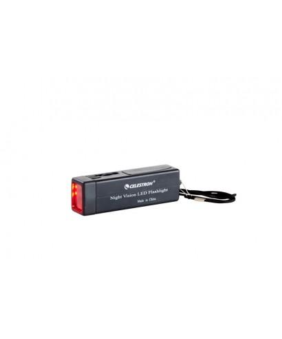 Torcia LED rossa -- CE93588