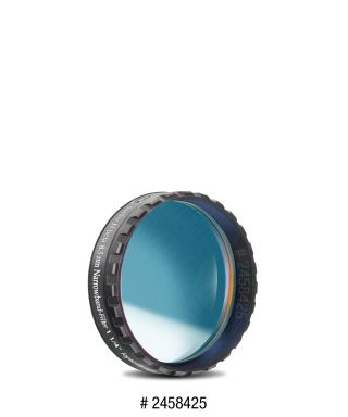 """BP2458425 -- Baader Filtro H-beta a banda stretta da 8.5nm FWHM, diametro 1¼"""" (31.8mm)"""