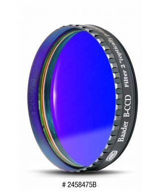 """BP2458475B -- Baader Filtro B (Blu) da 2"""" (50.8mm)"""