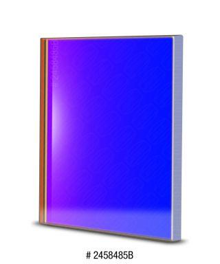 BP2458485B -- Baader Filtro B (Blu) quadrato da 50x50mm, senza cella