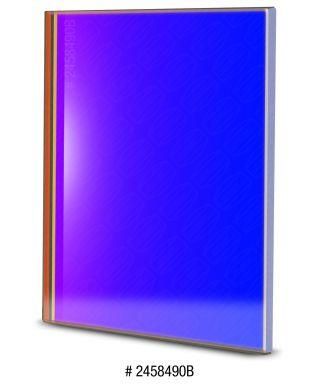 BP2458490B -- Baader Filtro B (Blu) quadrato da 65x65mm, senza cella