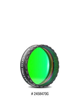 """Baader Filtro G (Verde) da 1¼""""  (31.8mm), con cella a basso profilo"""