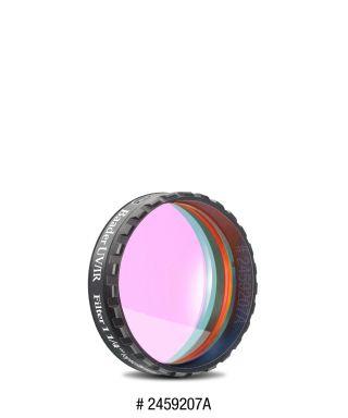 """Baader Filtro UV/IR-cut (o filtro L), da 1¼"""" (31.8mm), con cella a basso profilo"""