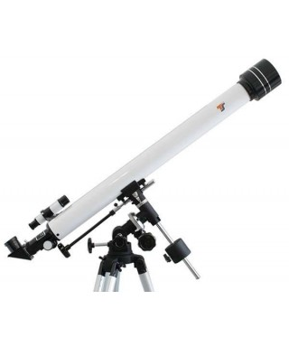 Starscope 60/900mm su EQ-1 e treppiede -- StarScope609