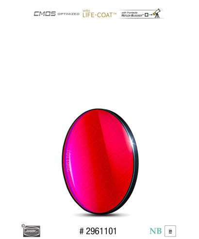 BP2961101 -- Baader H-alpha 31mm Narrowband-Filter (6.5nm) - CMOS-optimized
