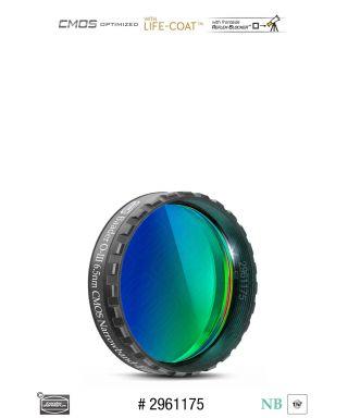 """Baader O-III 1¼"""" Narrowband-Filter (6.5nm) - CMOS-optimized"""