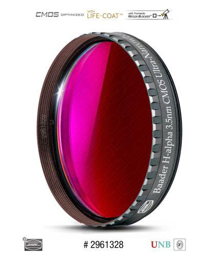 """BP2961328 -- Baader H-alpha 2"""" Ultra-Narrowband-Filter (3.5nm) - CMOS-optimized"""