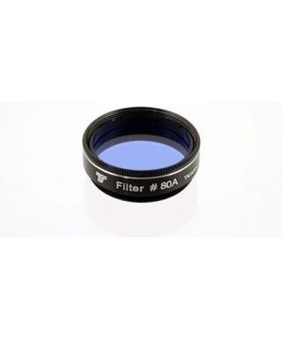 TSBlau1 -- Filtro da 31,8mm Colorato - Blu 80A