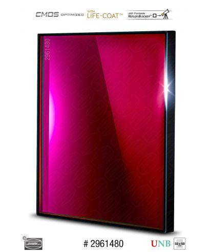 BP2961480 -- Baader S-II 50x50mm Ultra-Narrowband-Filter (4nm) - CMOS-optimized