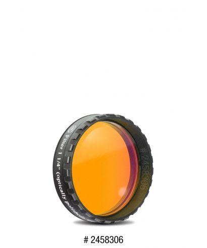 "BP2458306 -- Baader Filtro Arancio visuale da 1¼"" (31.8mm). 570nm"