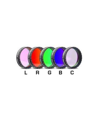 "Baader Set di filtri LRGBC parafocali da 1¼"" (31.8mm) per CCD"