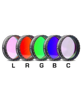 "Baader Set di filtri LRGBC parafocali da 2"" (spessore vetro 2mm)"