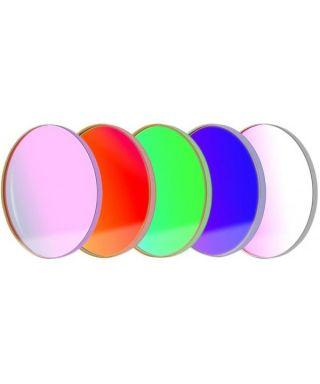 Baader Set di filtri LRGBC parafocali da 50.4mm per CCD