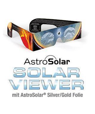 BP2459294 -- Baader Occhialino Solar Viewer AstroSolar  Silver/Gold