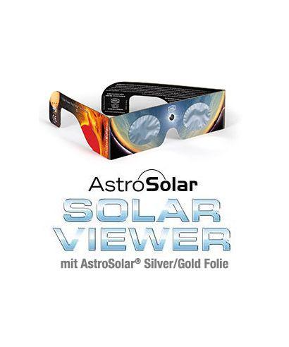 Baader Occhialino Solar Viewer AstroSolar  Silver/Gold