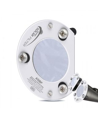 Filtro Solare Baader per Binocoli o obbiettivi fotografici - diametro 80mm