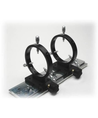 Coppia anelli Farpoint con morsetti losmandy - 125mm -- FDR125
