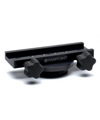 Farpoint FVSEQ - morsetto tipo Vixen per i supporti Skywatcher EQ6 -- FVSEQ