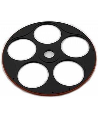 Carosello ruota porta filtri 5x2'' con cella. -- AtkFw5x2