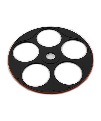Carosello ruota porta filtri 5x50 senza cella. -- AtkFw5x50