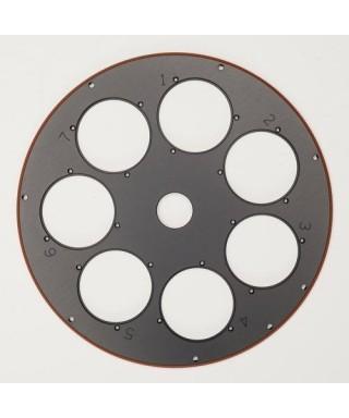 Carosello  ruota porta filtri 7x36.  -- AtkFw7x36