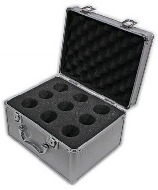 DXOkularkoffer -- Valigetta DeLuxe per 9 oculari